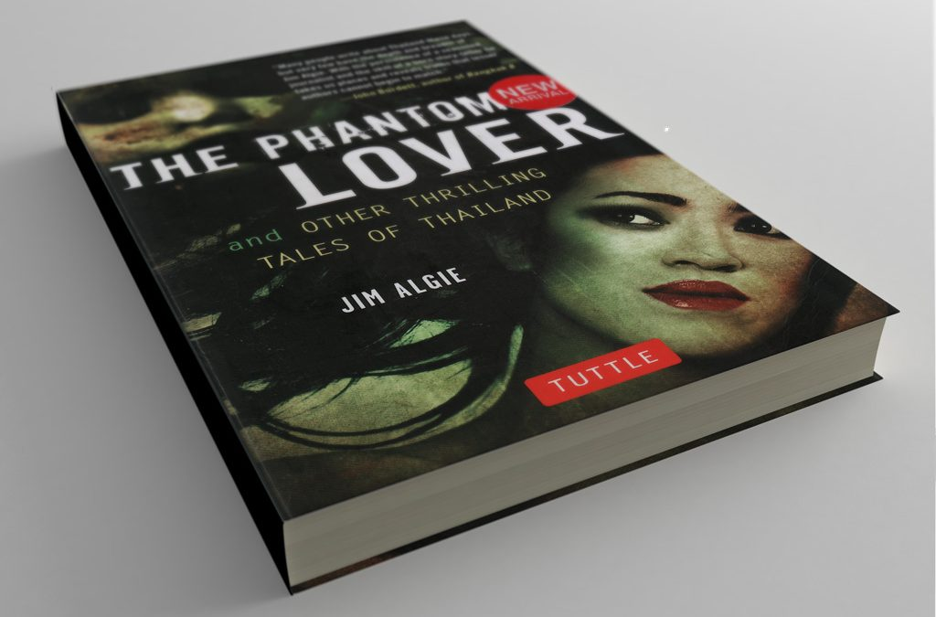 Jim Algie Interview for Phuket News About His New Book