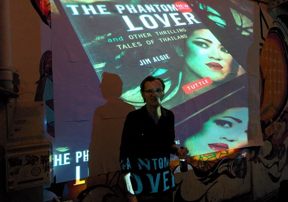 Jim Algie discusses his Asian horror and noir collection with Phuket News