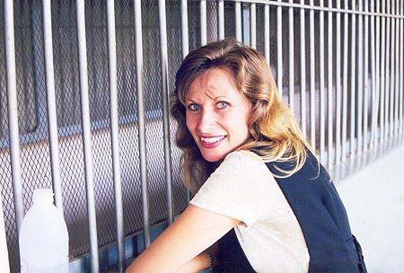 Author Susan Alduous does a Bangkok prison visit.