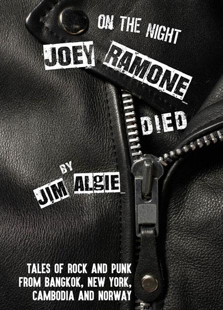 On the Night Joey Ramone Died