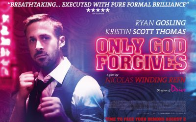Set in Bangkok, Only God Forgives Stars Ryan Gosling
