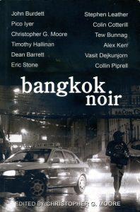 The cover of Bangkok Noir
