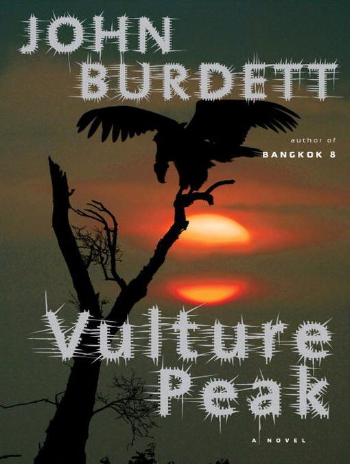Review: Vulture Peak by John Burdett