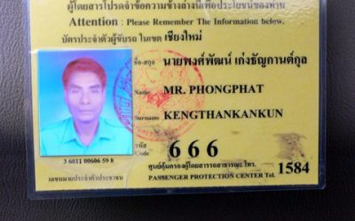 Bangkok Expat Tales #1: The Infamous Farang Fights with Lucifer's Cabbie