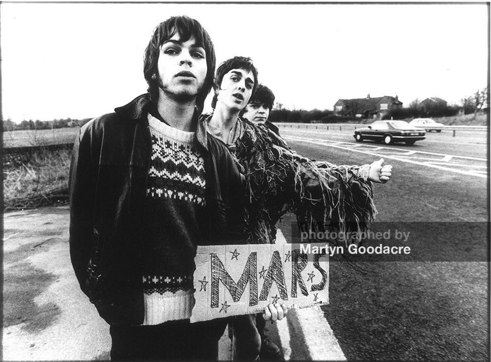 Photo of the band Supergrass