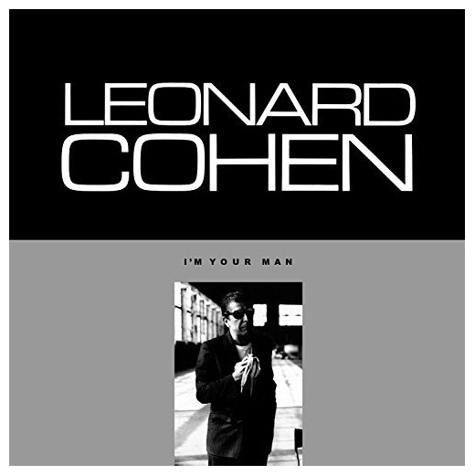 Cover of I'm Your Man by Leonard Cohen
