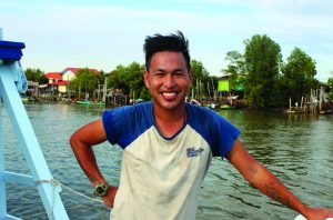 The Thai leader of whale watching tours