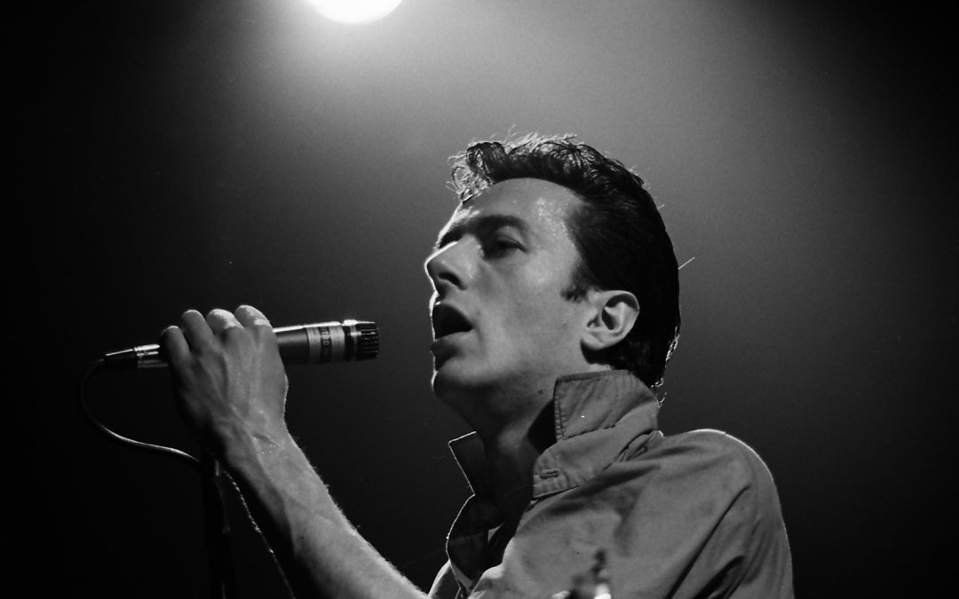 My Close Encounters with Rock Stars Part 1: Joe Strummer