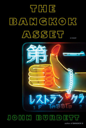 Cover of Bangkok Asset novel