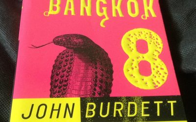 Behind the Crime Scenes with the Bestselling Bangkok 8 Author John Burdett