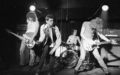 Close Encounters with Rock Stars #2: Teenage Head