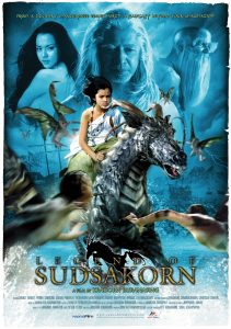 Movie poster from 2006 film by Sunthorn Phu