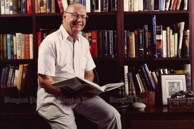 Eulogy for William Warren, the Dean of All Expat Authors in Thailand
