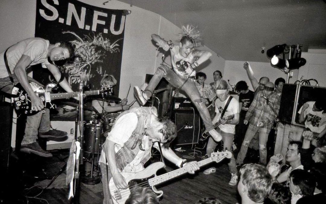 Remembering Mr. Chi Pig: the High-flying, Low-Falling Frontman of SNFU