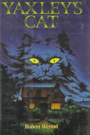 Book cover of Yaxley's Cat that gave my cat his name